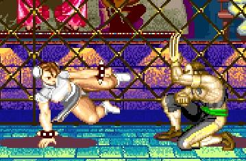 Street Fighter 2 Hyoer