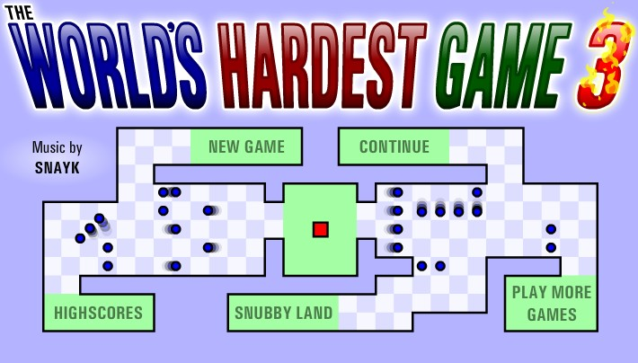 The World's Hardest Game3