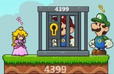 Mario Saving