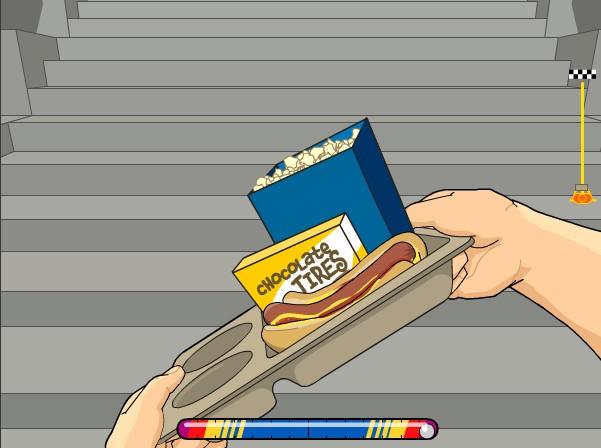 음식배달 게임