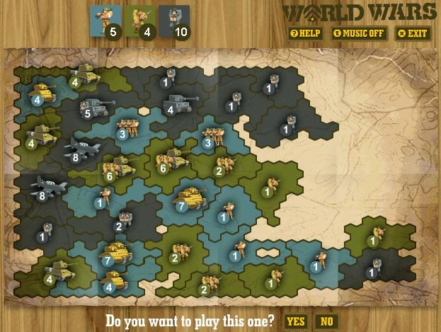 세계대전 게임