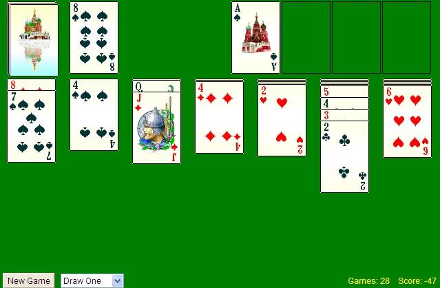 윈도우 카드게임